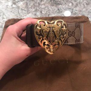Gucci Accessories - 😍 Authentic GUCCI Hysteria Belt Size 95